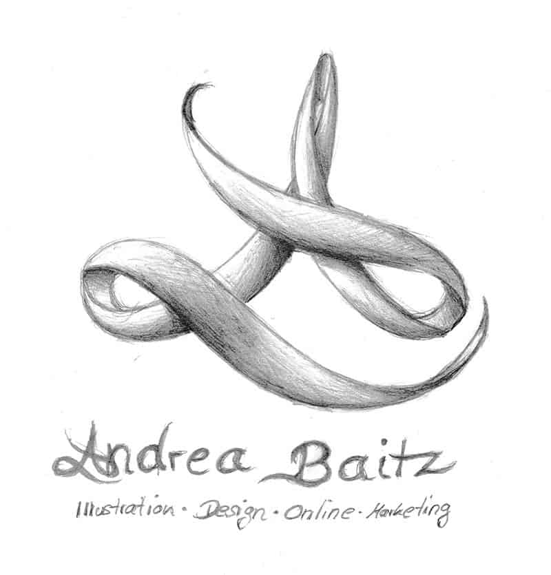 Logoscribble Andrea Baitz
