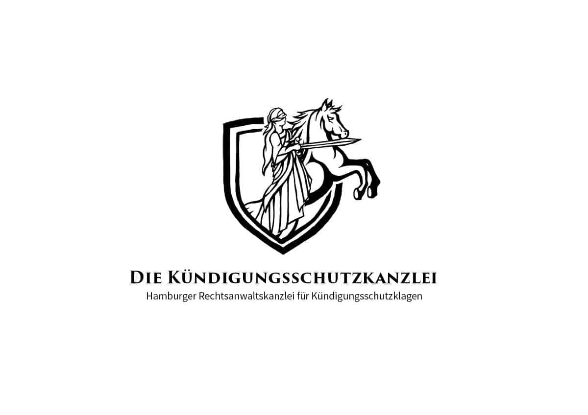 Logo Design Die Kündigungsschutzkanzlei Variante