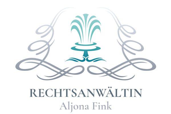 Logo Design / Logo Entwicklung / Logo Konzept für Aljona Fink und die Scheidungskanzlei - Logo Design aus Eckernförde - Logo Designer Andrea Baitz