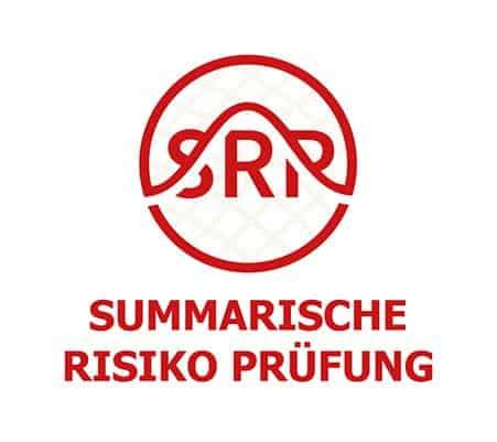 Logo Design SRP Summarische Risiko Prüfung, Finanzverwaltung Schleswig-Holstein, Finanzamt Schleswigt-Holstein, Logo Design Schleswig-Holstein, Logo Design Eckernförde, Logo Designer, Logodesign