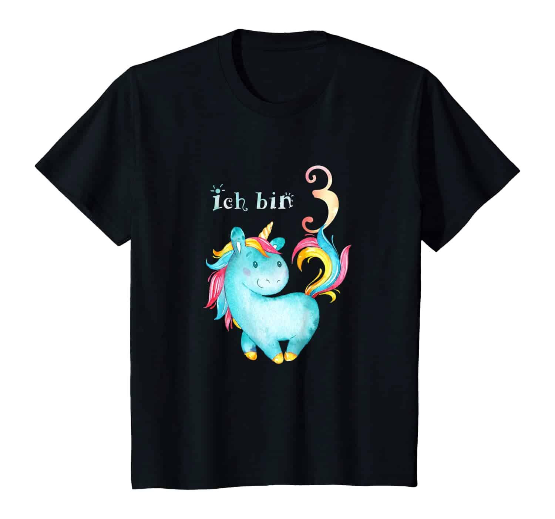 Kindergartenkind, Kinder T-Shirt, T-Shirt Design, Kids Motic, Einhorn T-Shirt, Einhorn T-Shirt Motiv, Einhorn T-Shirt Design, Kinder T-Shirt, Kind T-Shirt, T-Shirt Designer, Kita, Geschenk, Geschenkidee, 3. Geburtstag, Geburtstagsgeschenk